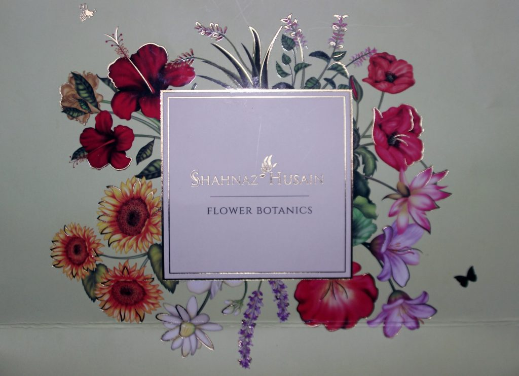 PINK LOTUS- SUNFLOWER DAY CREAM from Shahnaz Husain Flower Botanics Range