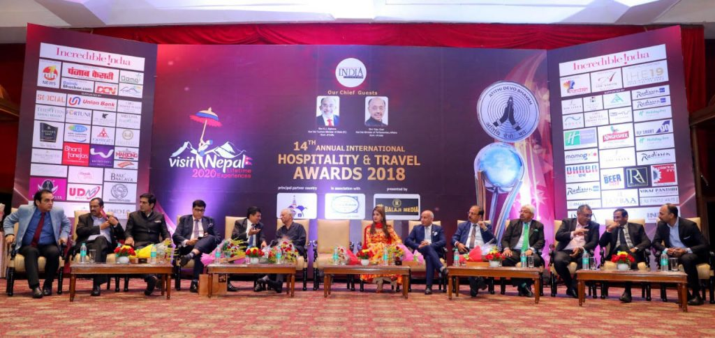 14th Hospitality India & Explore the World Annual International Travel Awards 2018