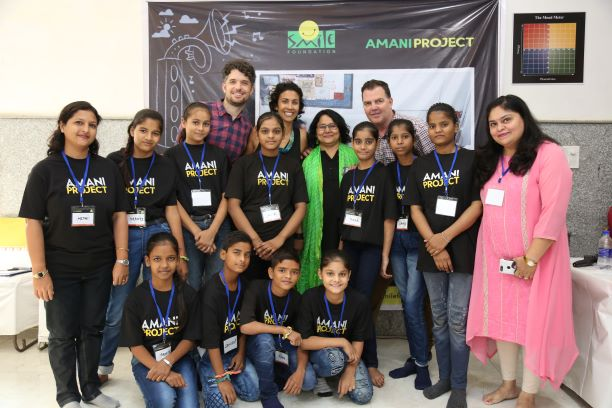 Amani India Project – igniting empathy through music