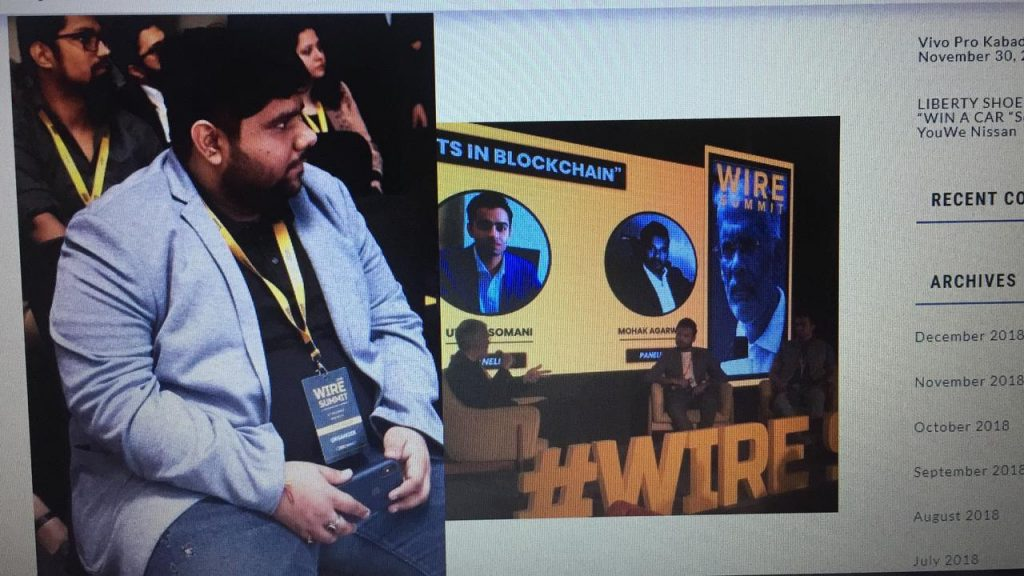 WIRESUMMIT Invest 2018 – Promoting Investment in Blockchain Startups