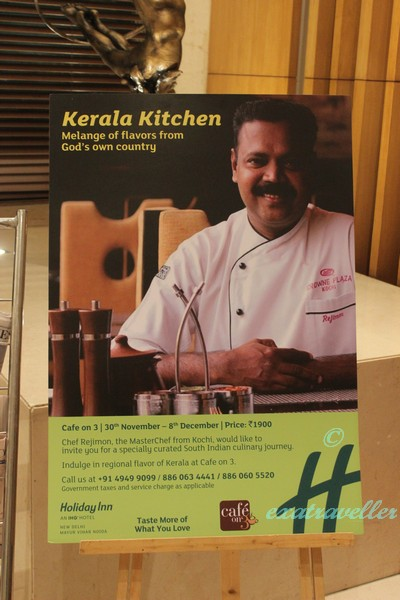 """Kerala Kitchen"" a Mélange of flavours"
