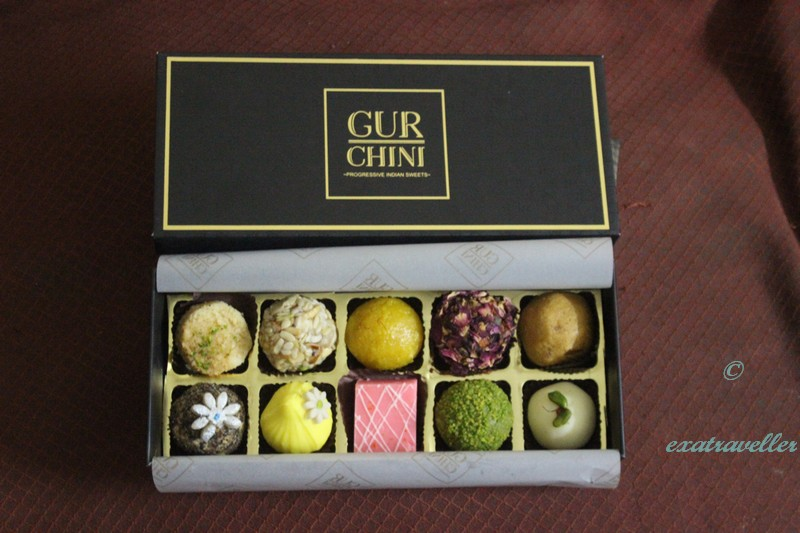Gur Chini – The final stopover for exotic desserts