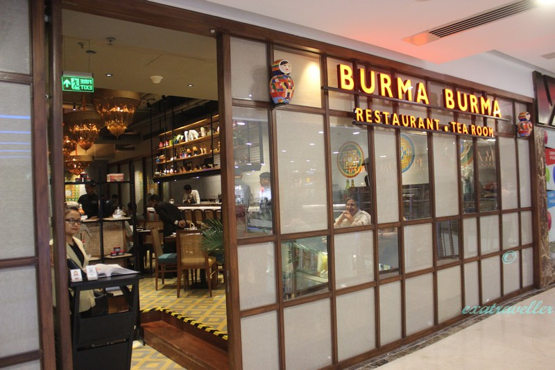 Experiencing Burma with every bite