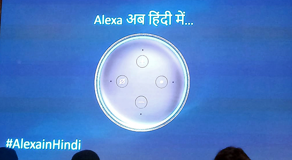 Interact with Amazon Alexa in Hindi or Hinglish