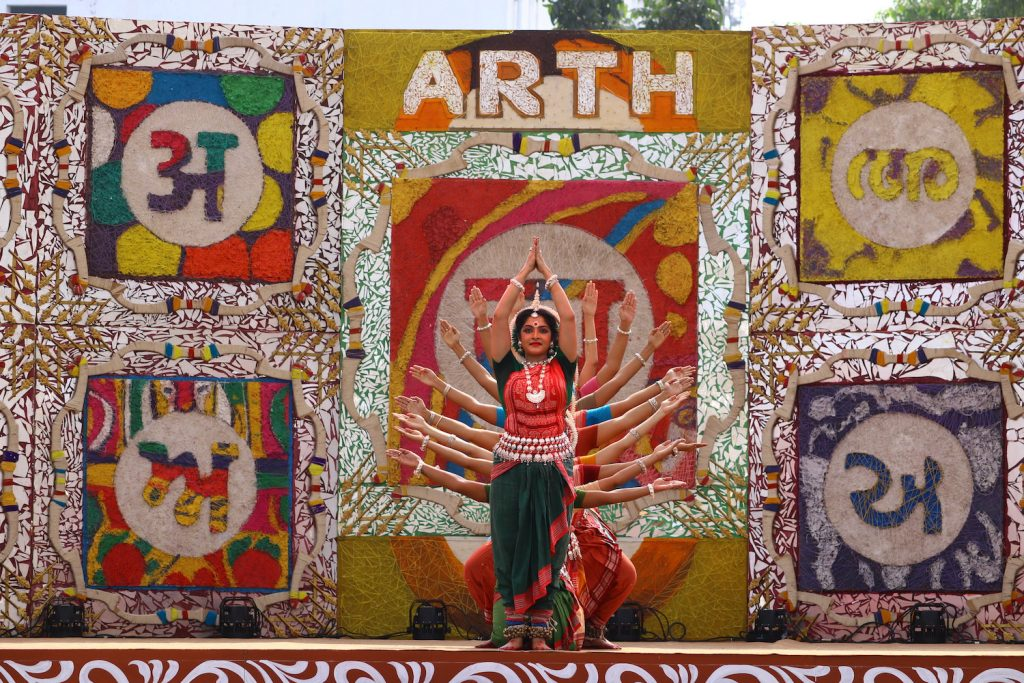 "A walk through India's rich history and culture at ""ARTH – A CULTURE FEST"""