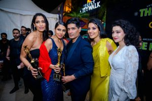 Glimpse from India Fashion Awards - Season 1