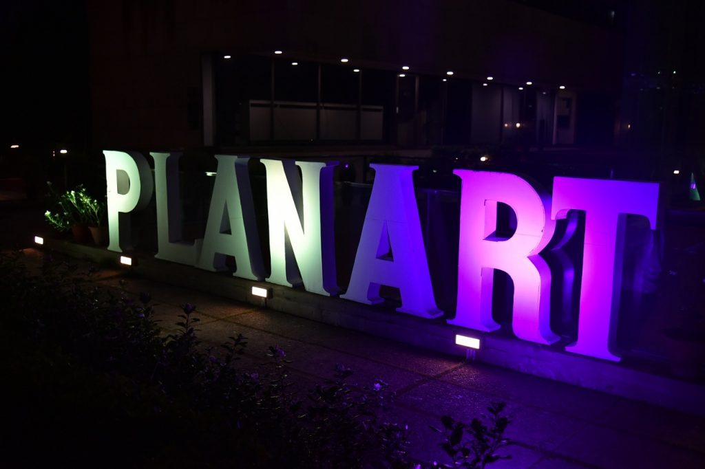 """PLANART – a vision to create """"cultural enlightenment"""" through art"""