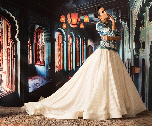 Bridal and Gown Couture Compilation – By Designer Reynu Taandon