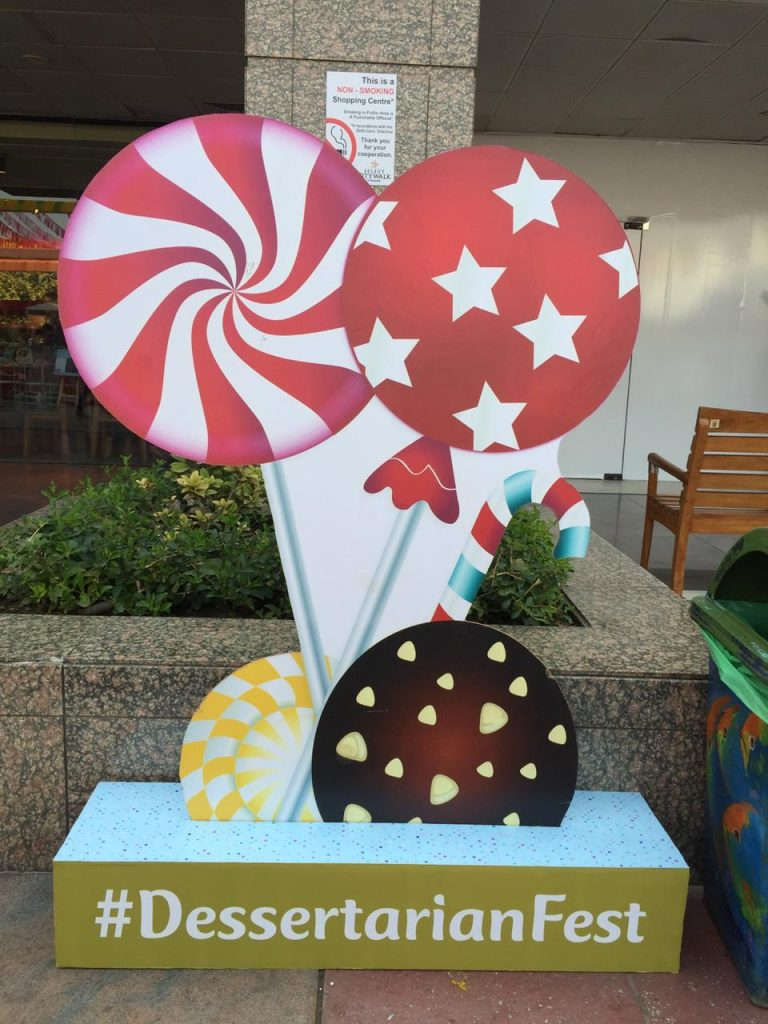 Dessertarian Fest delights visitors with enticing desserts @Select CITYWALK