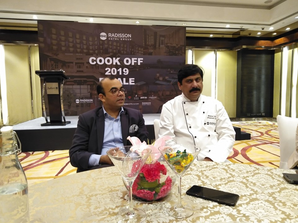 Radisson Hotel Group Cook-Off 2019
