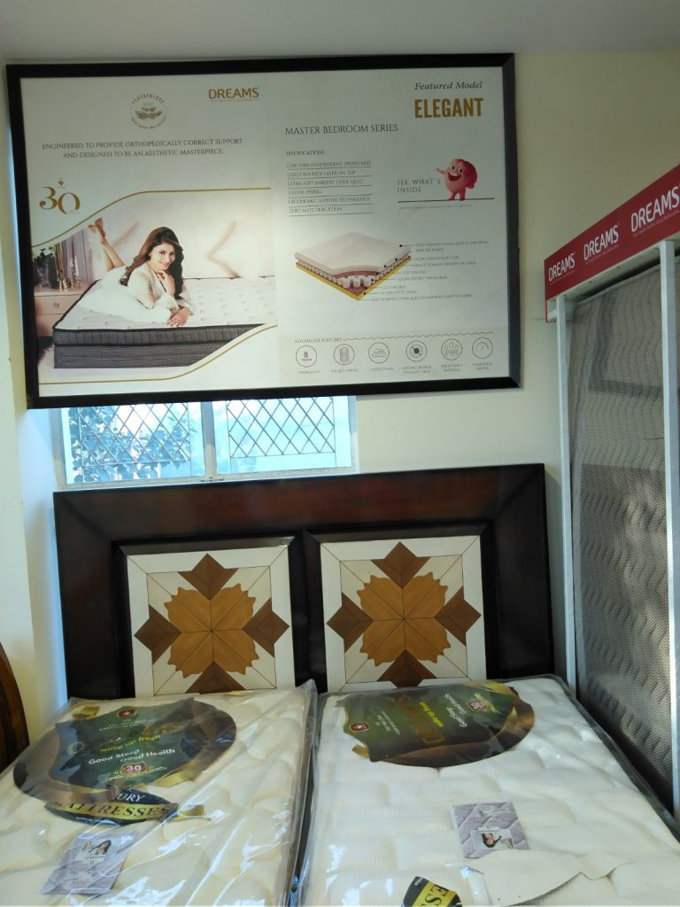 Physiotherapy session by Dream Mattress