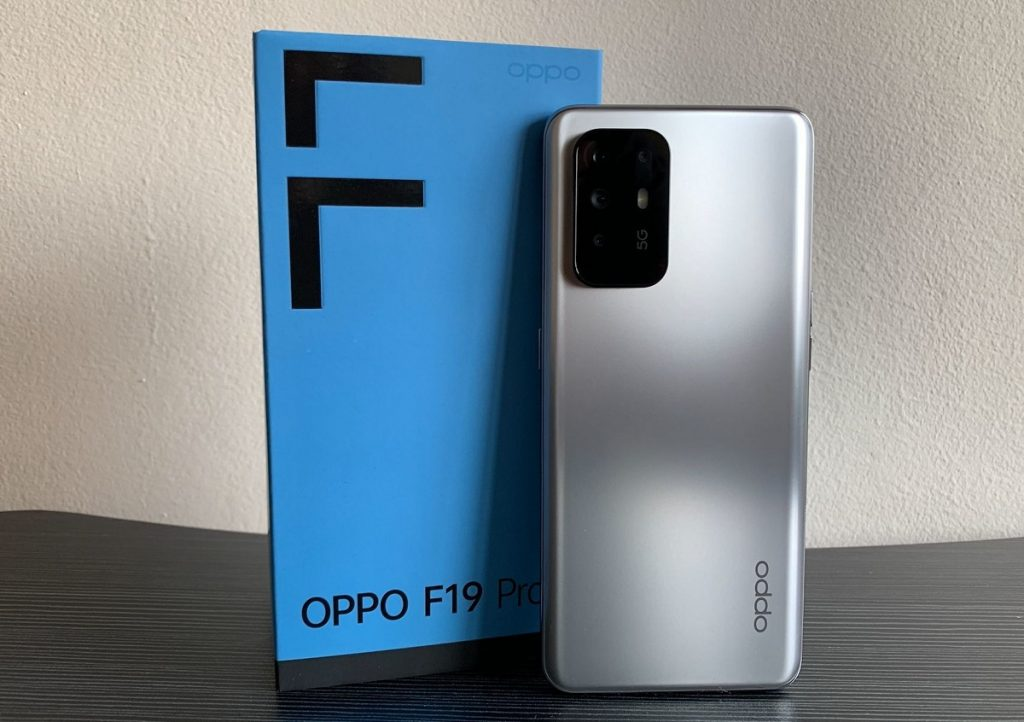 OPPO's F19 Pro+ 5G Becomes No.1 Selling 5G Smartphone